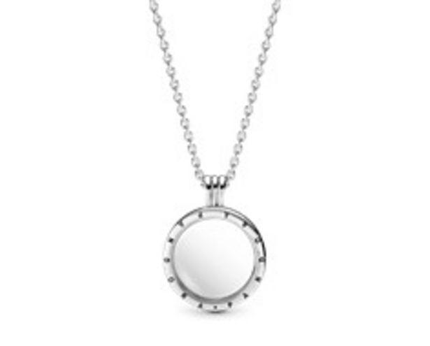 Pandora Lockets Logo Necklace - FINAL SALE deals at $100