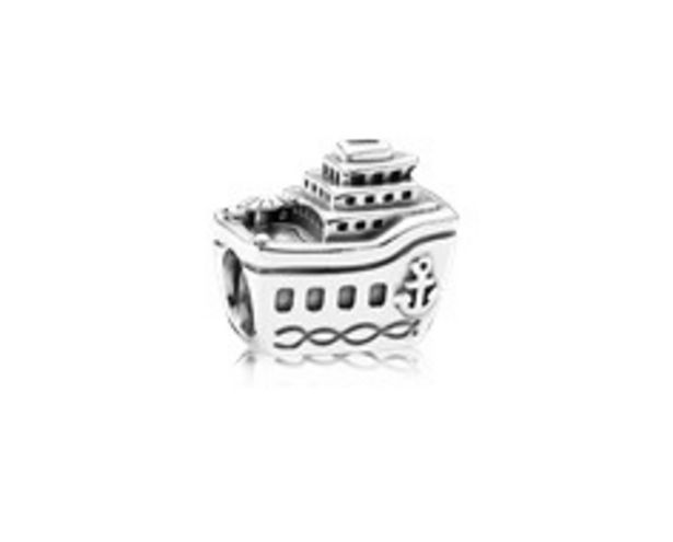 All Aboard Cruise Ship Charm - FINAL SALE deals at $40
