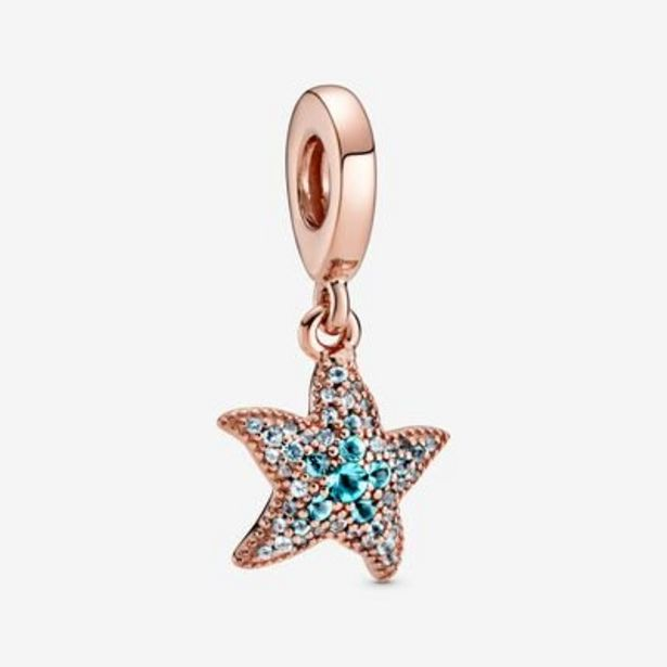 Sparkling Starfish Dangle Charm offer at $65