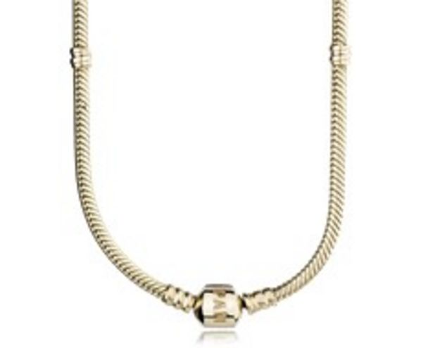 14K Gold Charm Necklace - FINAL SALE offer at $2750