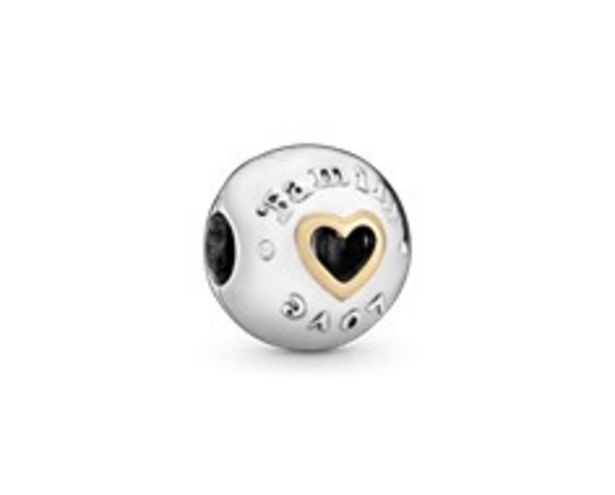 Family & Love Heart Clip Charm - FINAL SALE offer at $65