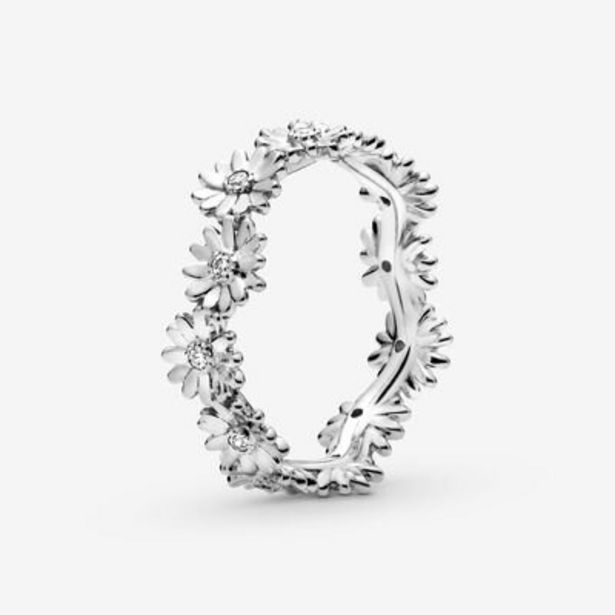 Sparkling Daisy Flower Crown Ring offer at $65