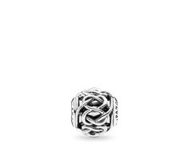 Friendship Entwined Strands Charm - FINAL SALE deals at $35