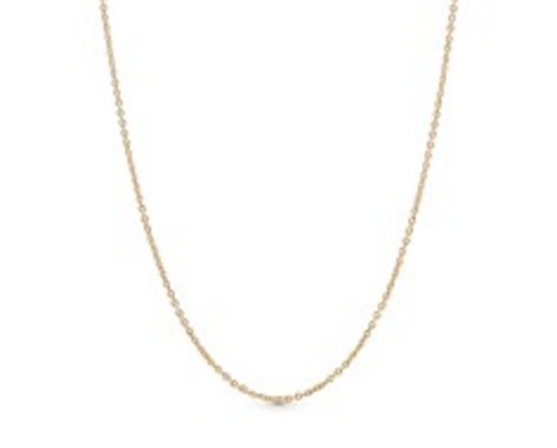 Classic Anchor Chain Necklace deals at $250