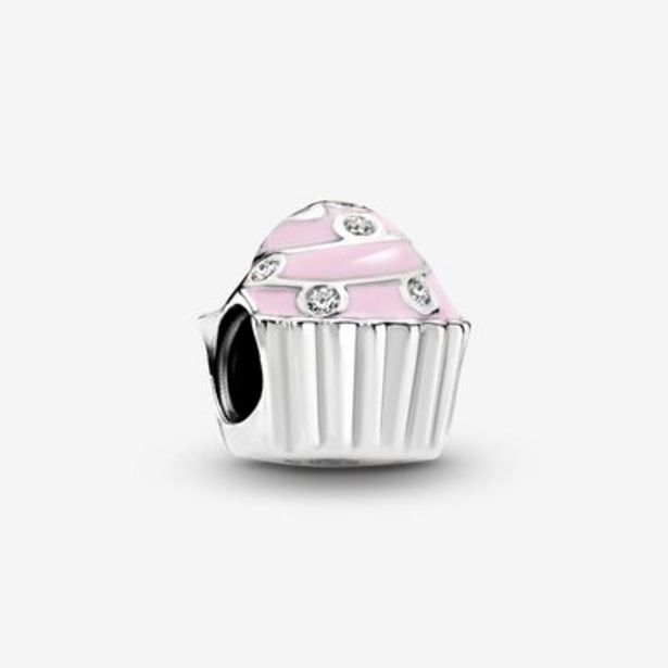 Pink Cupcake Charm offer at $50