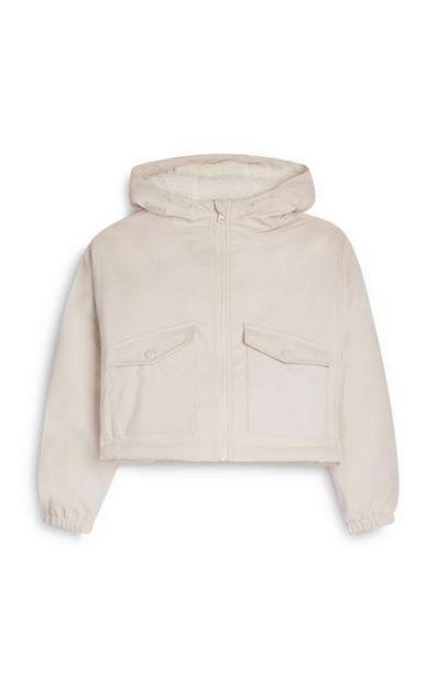Older Girl Cropped Rain Jacket offer at $21