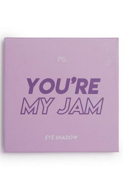 PS You're My Jam 9 Shade Eye Shadow Palette deals at $4