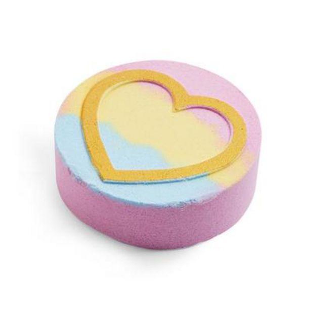 PS Decorated Pastel Heart Bath Bomb deals at $2