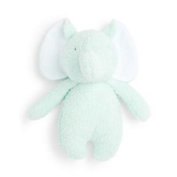 Blue Elephant Small Plush Toy deals at $3