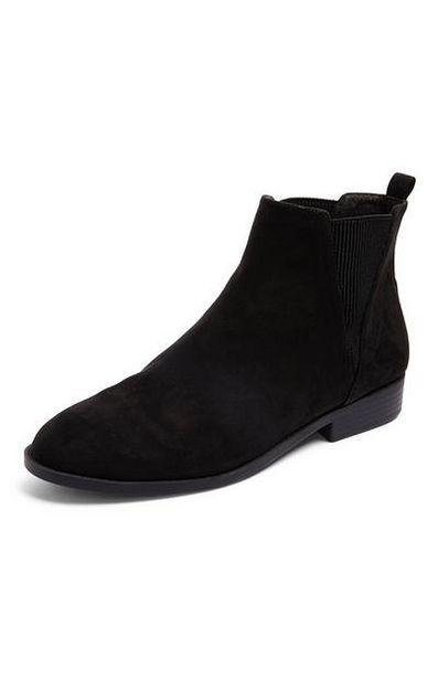 Black Chelsea Boots deals at $12