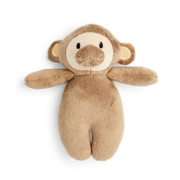 Monkey Small Plush Toy deals at $3