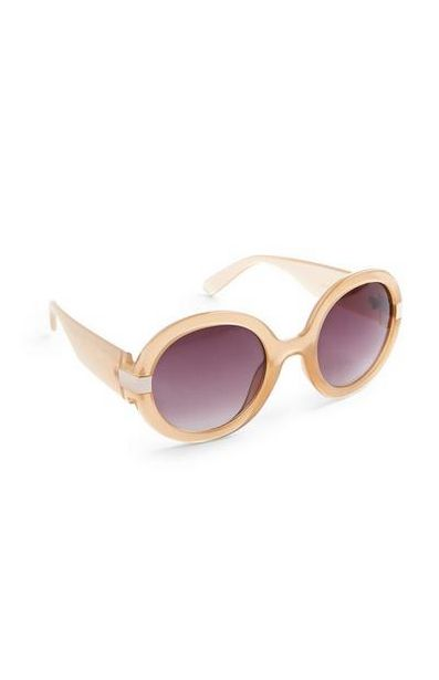 Blush Round Sunglasses offer at $4.5