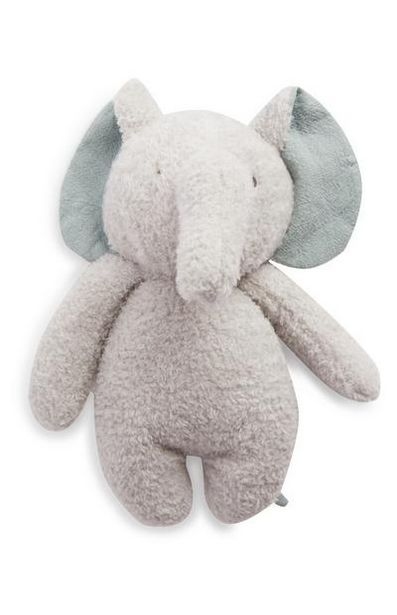Baby Classic Elephant Plush Toy deals at $4.5