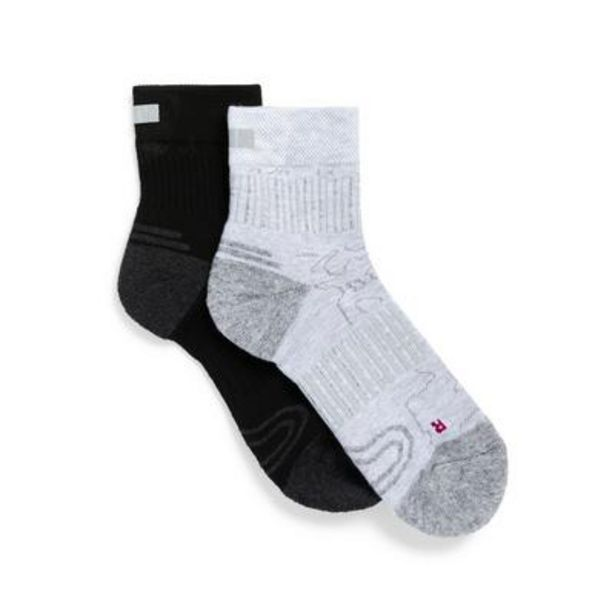 2-PackMulti Track And Train Cycle Socks deals at $4.5