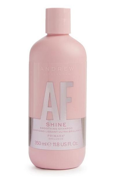 Andrew Fitzsimons Shine Smoothing Shampoo offer at $5