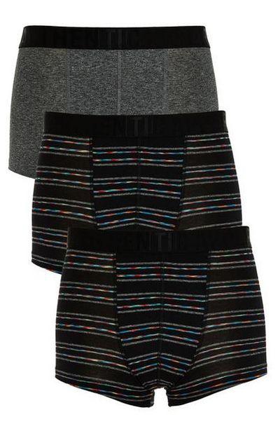 3-Pack Striped Mix Modal Boxer Briefs deals at $12