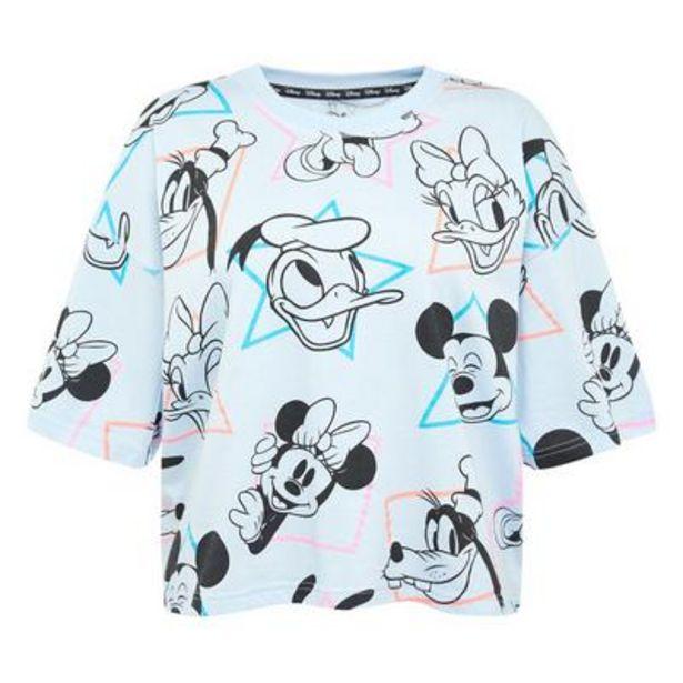 Disney Friends Blue T-Shirt deals at $10