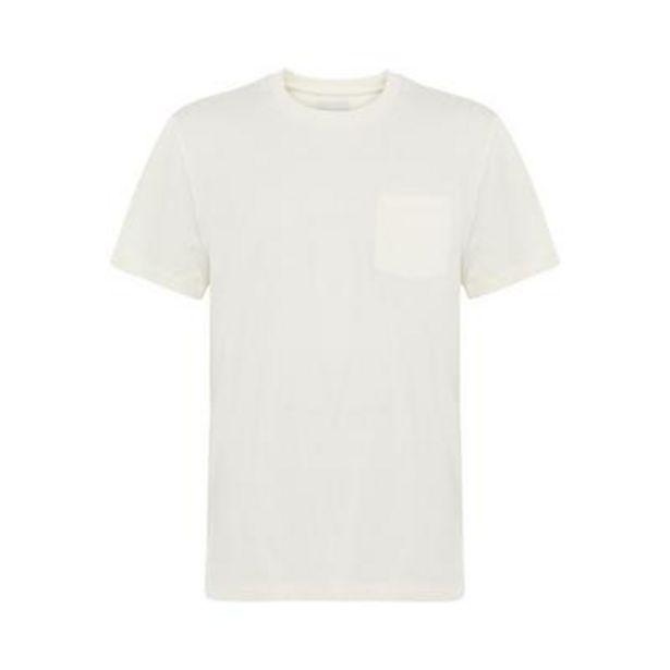 Ivory Stronghold Pocket T-Shirt deals at $12