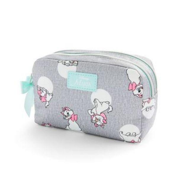 Gray Aristocats Marie Makeup Bag deals at $7