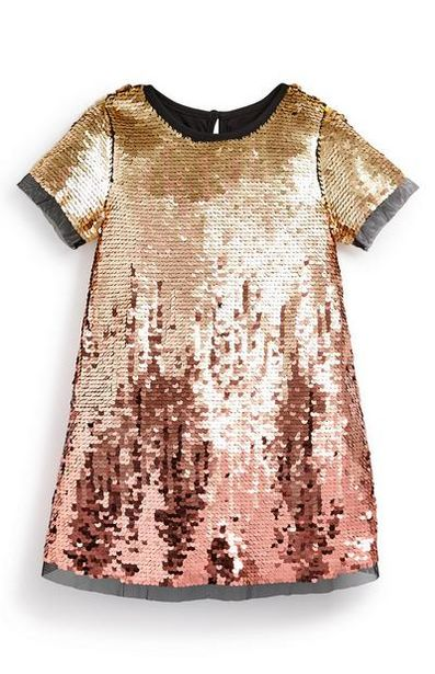 Younger Girl Ombré Party Dress offer at $20