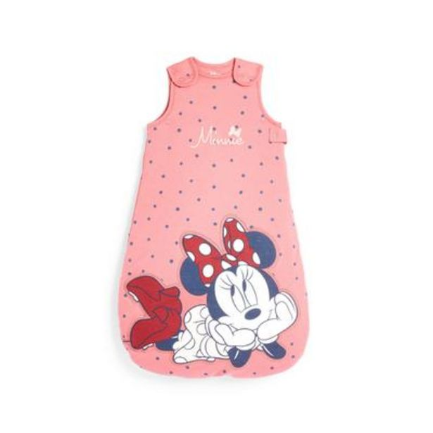 Newborn Baby Girl Pink Minnie Mouse Sleepsack deals at $16