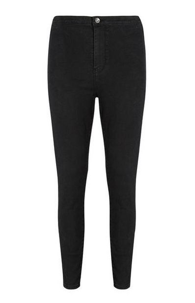 Black Super Stretch Jeans offer at $13