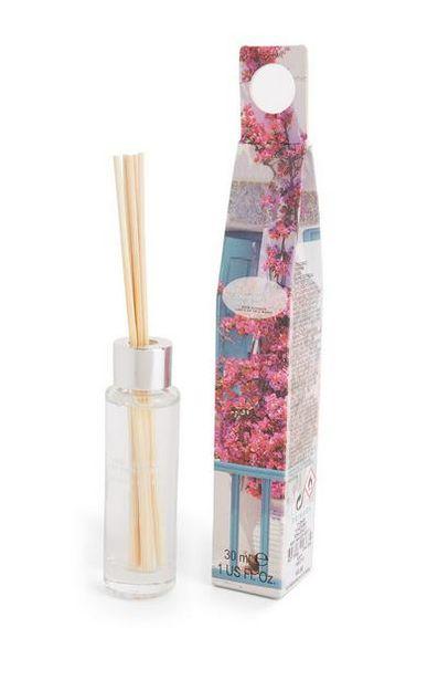 The Secret Of Santorini Printed Mini Reed Diffuser deals at $2