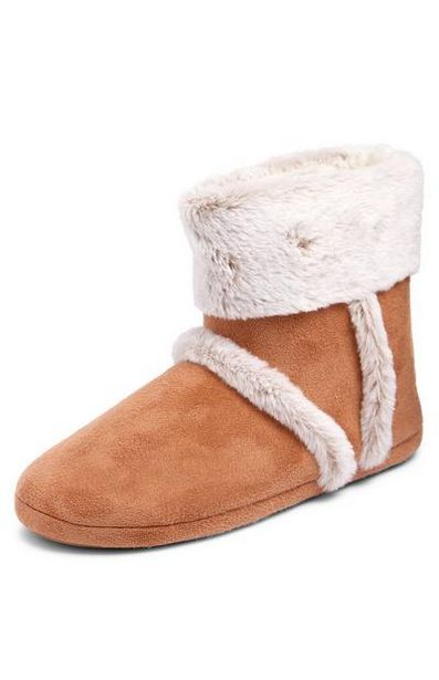 Tan Snug Boots offer at $9