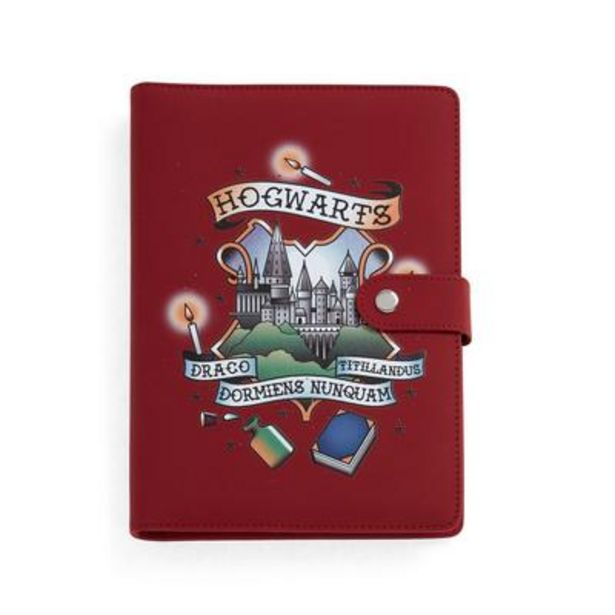 Harry Potter Red Pocket Diary deals at $8