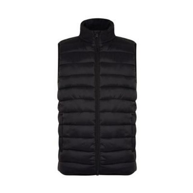 Black Padded Vest deals at $16