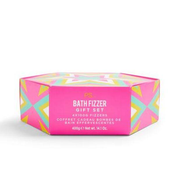 4-Pack Ps Hexagon Bath Bomb Gift Set deals at $7