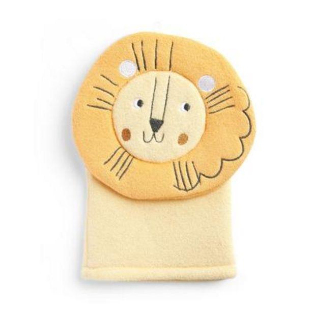 Babyworld Friend Lion Wash Mitt deals at $3