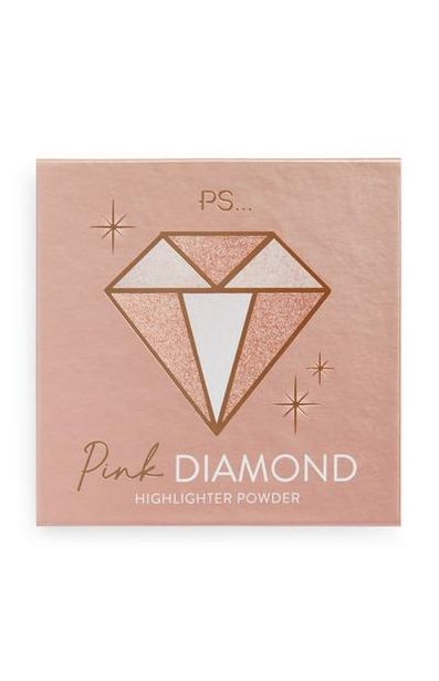 Pink Diamond Highlighter Powder offer at $4
