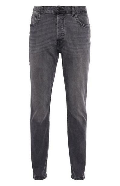 Gray Stretch Slim Jeans offer at $16
