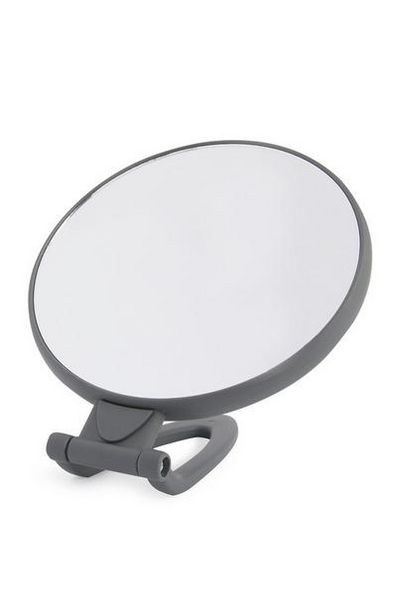 PS Gray Standing Mirror deals at $3.5