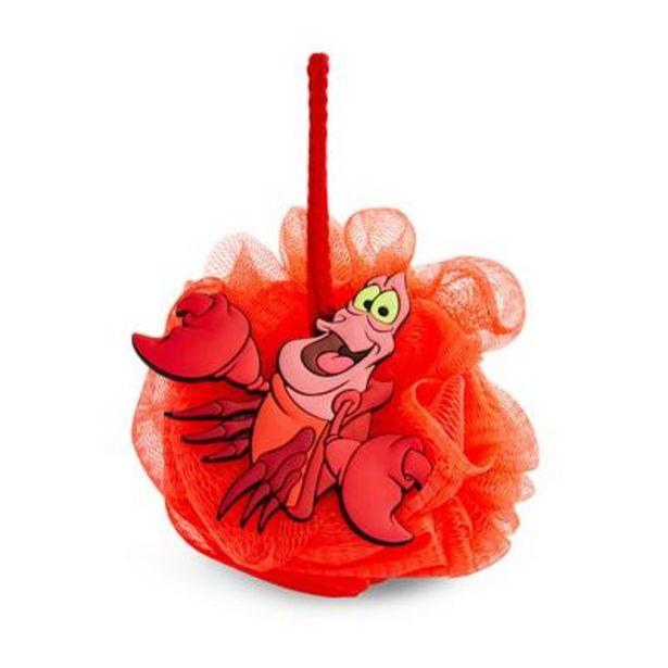 Red Disney The Little Mermaid Sebastian Body Puff deals at $3