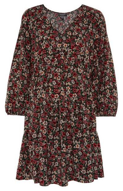 Floral Mini Day Dress offer at $18
