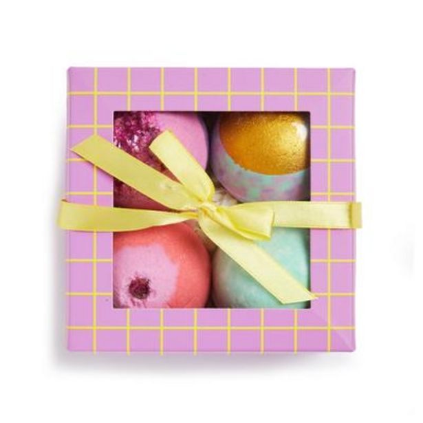 PS Bath Fizzer Gift Set, 4 Pack deals at $5