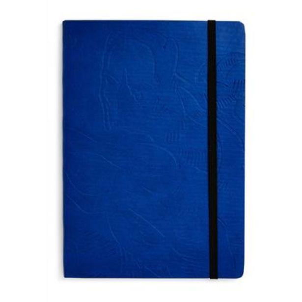 Blue Marvel Embossed A5 Notebook deals at $3.5