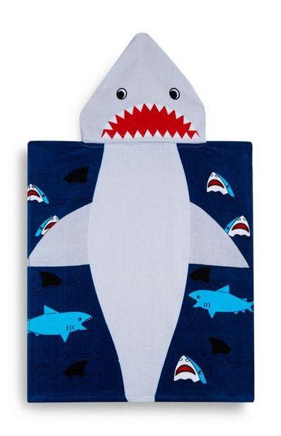 Shark Hooded Towel offer at $7