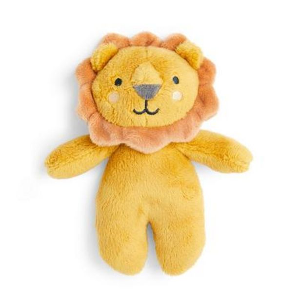 Lion Small Plush Toy deals at $3