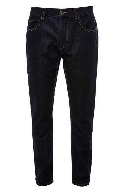 Dark Blue Denim Comfort Jeans offer at $9