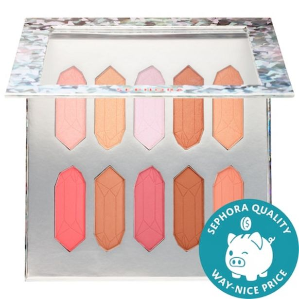 What a Gem! Crystal Face Palette offer at $10