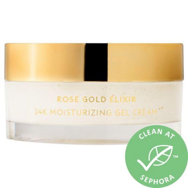 Rose Gold Elixir 24K Moisturizing Gel Cream deals at $27