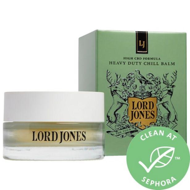Lord Jones High CBD Formula Chill Balm 200mg CBD deals at $53