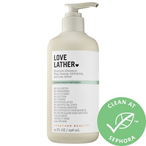 Love Lather Moisture Shampoo deals at $14.5