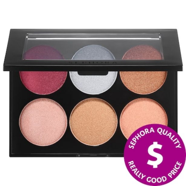 Metallic Pigment Palette offer at $8