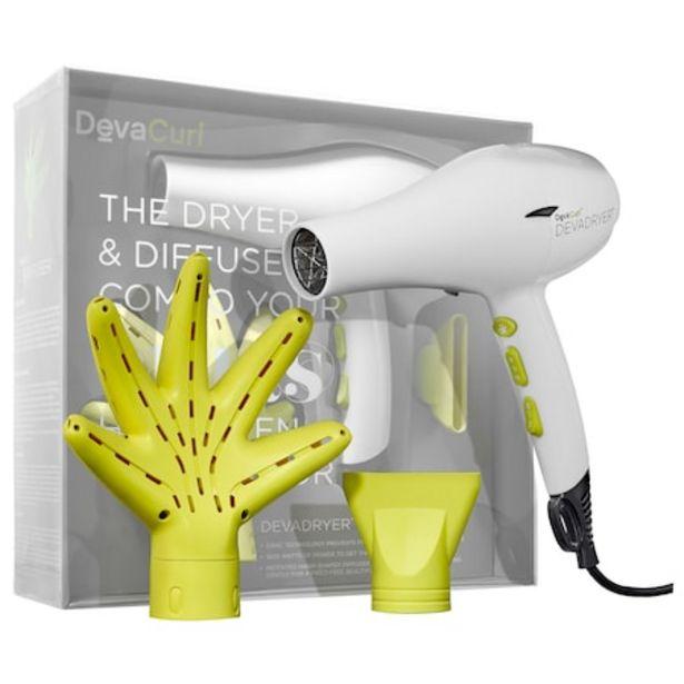 DEVADRYER™ & DEVAFUSER™ Dryer & Diffuser Combo For All Curl Kind offer at $99