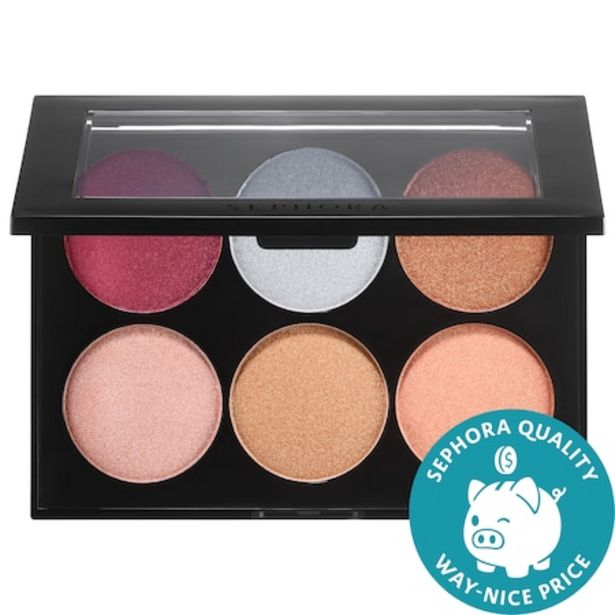 Metallic Pigment Palette offer at $10