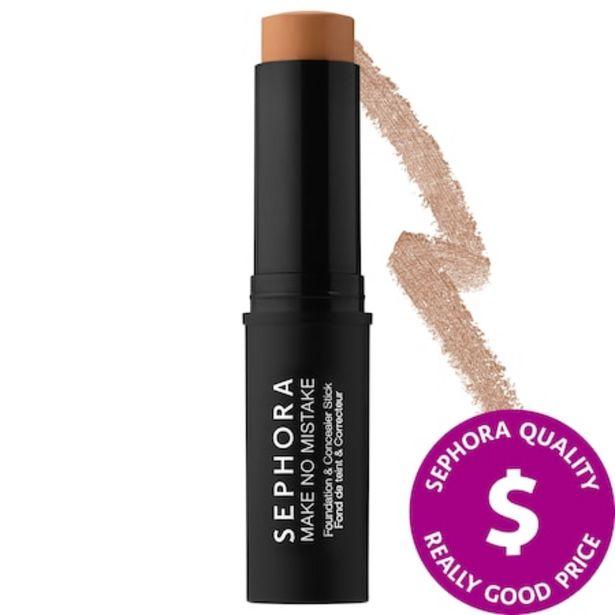 Make No Mistake Foundation & Concealer Stick deals at $8